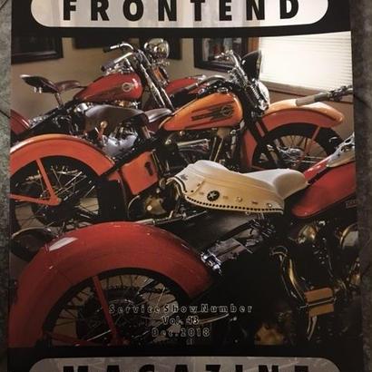 FRONTEND MAGAZINE Vol43