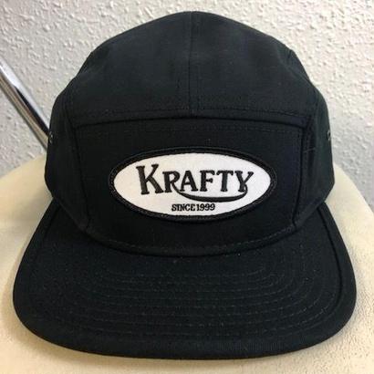 KRAFTY JET CAP BLK/BLK