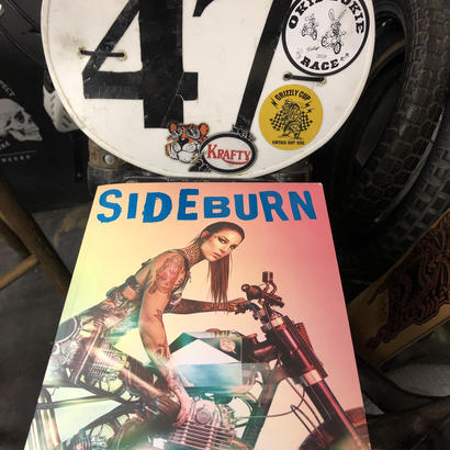 SIDEBURN Magazine #35