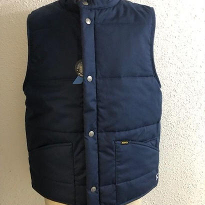 2018 BLUCO QUILTING VEST NVY