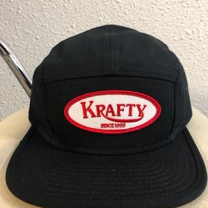 KRAFTY JET CAP BLK/RED
