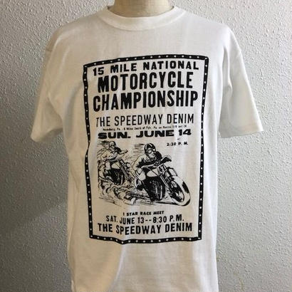THE SPEEDWAY CHMPIONSHIP-T WHT