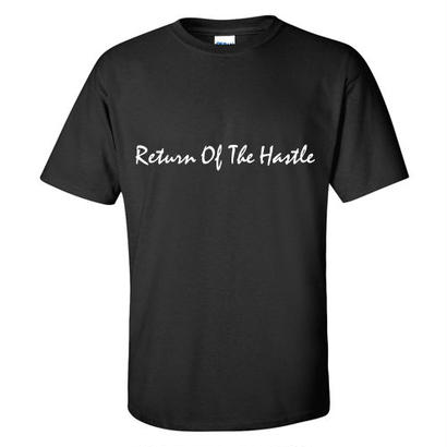 YOUNG HASTLE / RETURN OF THE HASTLE PROMO TEE BLACK