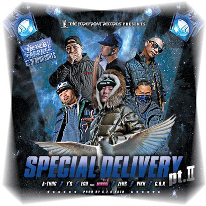 【再入荷】NEVER BROKE - SPECIAL DELIVERY PT.Ⅱ