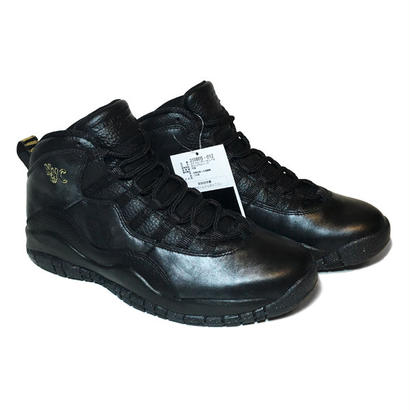 "NIKE AIR JORDAN 10 RETRO ""NEW YORK"""