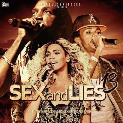 BIG BLAZE WILDERS / SEX & LIES 13