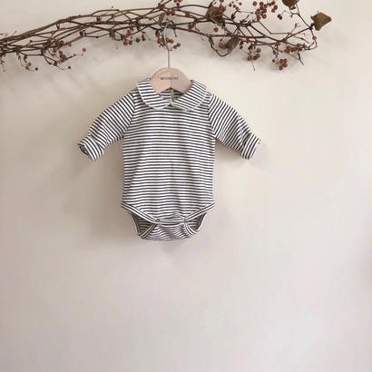 <即納>monbebe•cara suit(stripe m)last