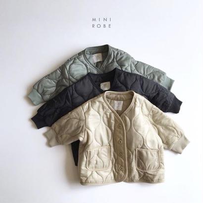 <即納>robe quilting  jk(beige m )