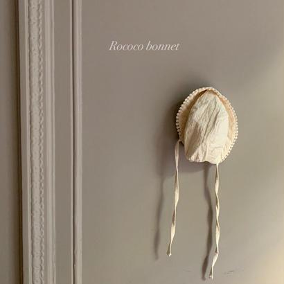 rococo bonnet