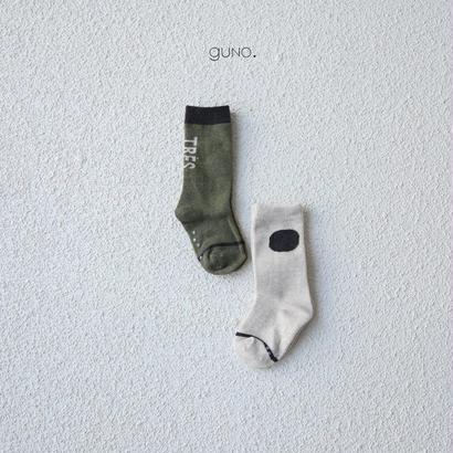 guno socks set