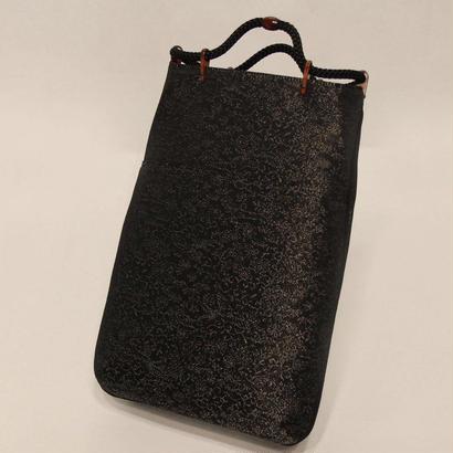 合財袋 手提げ(黒色)
