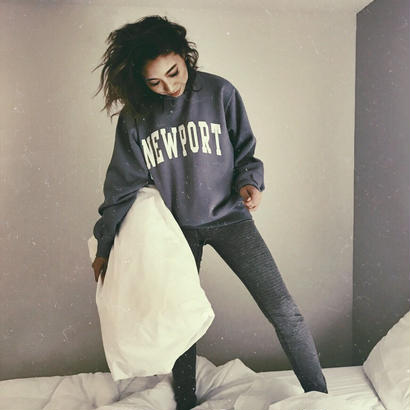 New port sweat/BRANDY MELVILLE
