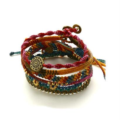 wakami - 7strand bracelet japan limited col  BC-17004