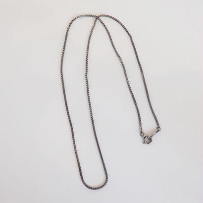 silver chain V125-45cm