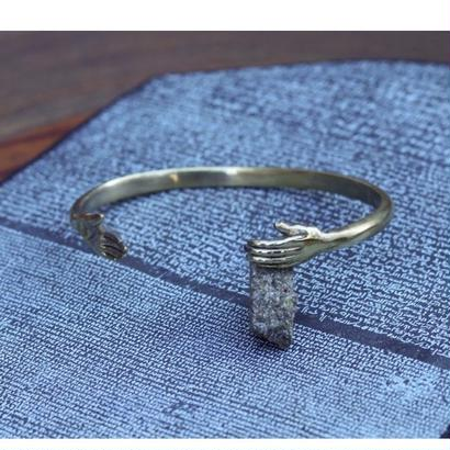 TIME Hand Bangle(BRASS)