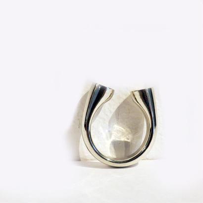 stenich - BRASSFACE ring