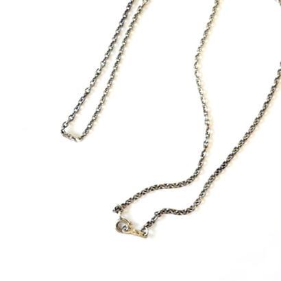 silver chain CL60-45cm