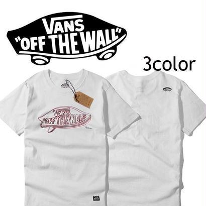 [激安・数量限定]【VANS】バンズ 半袖Tシャツ男女兼用激安セール [VS-24]