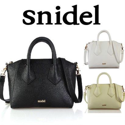 SNIDEL スナイデル ショルダー/ハンドレディースバッグ[SD-02]