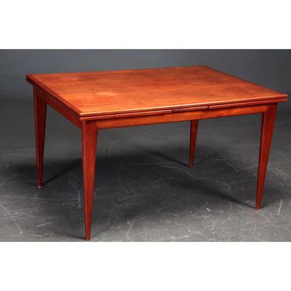 Model 15A Dining Table Teak by N.O. Møller For J.L. Møller