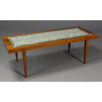 """""""Tenera"""" Tile Top Coffee Table 150x60"""
