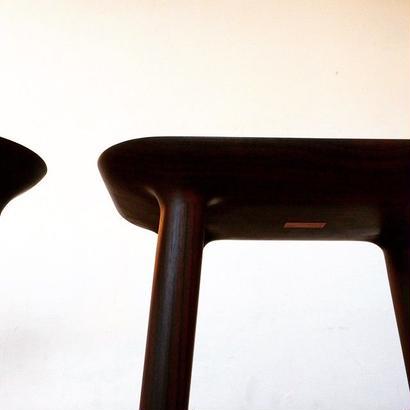 宮崎椅子製作所 bon stool ローズウッド(限定)
