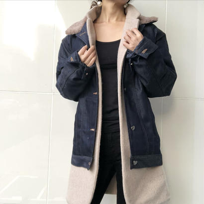 layered coat