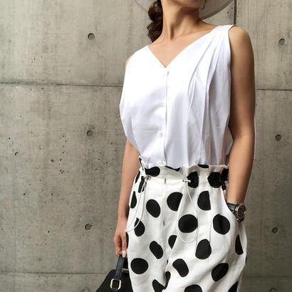 V blouse