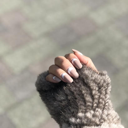 mink glove cover