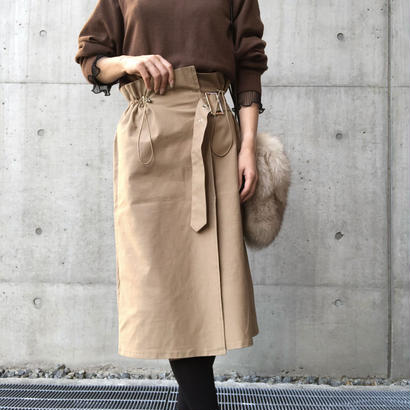 chino skirt