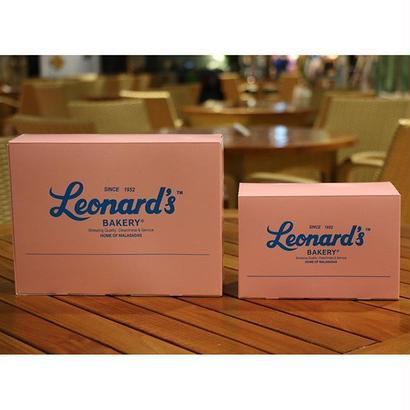 Leonard'sピンクボックス