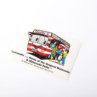 Leonard's Jr Wagon ステッカー