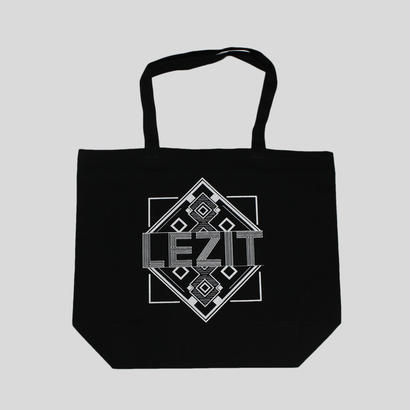 2WAY ARABESQUE TOTE BAG