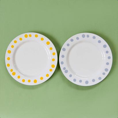 [Sabato]plate 21cm LUNA