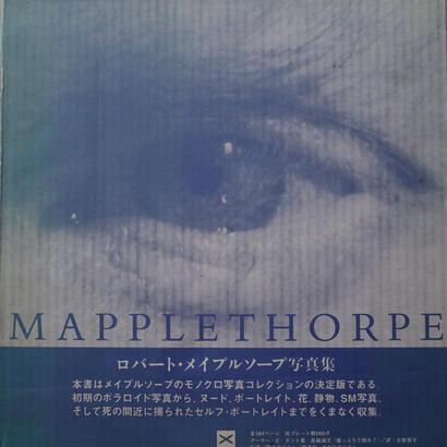 Mapplethorpe ロバート・メイプルソープ写真集