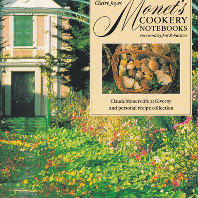 Monet's COOKERY NOTEBOOKS