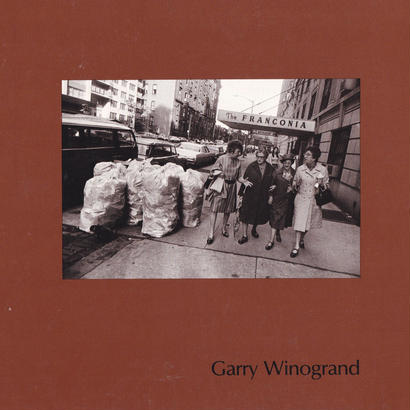 Garry Winogrand : Grossmont College Gallery