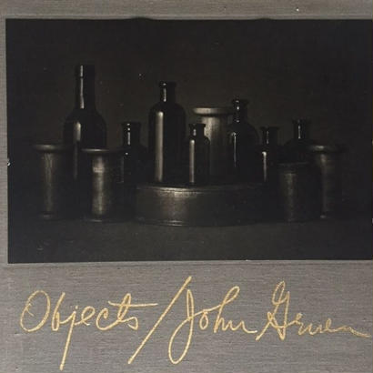 Objects / John Gruen Limited Ed ※難あり