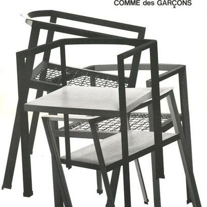 Furniture Catalog 1990 / Comme des Garcons