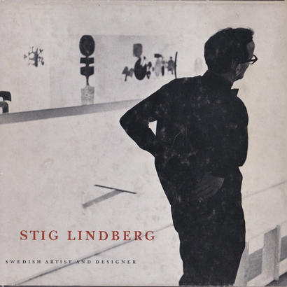 SWEDISH ARTIST AND DESIGNER / STIG LINDBERG