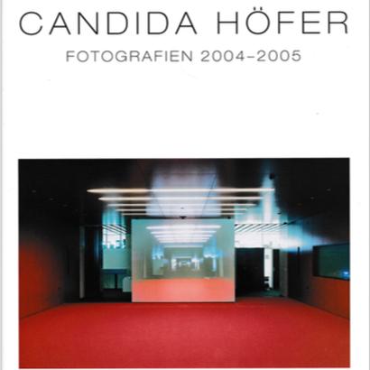 FOTOGRAFIEN 2004-2005 / CANDIDA HOFER