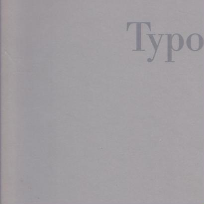 Ausbildung in typografischer Gestaltung / Hans Rudolf Lutz