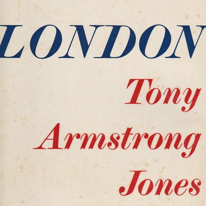 LONDON / TONY ARMSTRONG JONES