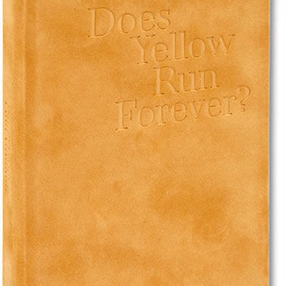 DOES YELLOW RUN FOREVER? / Paul Graham