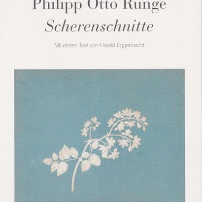 Scherenschnitte / Philipp Otto Runge