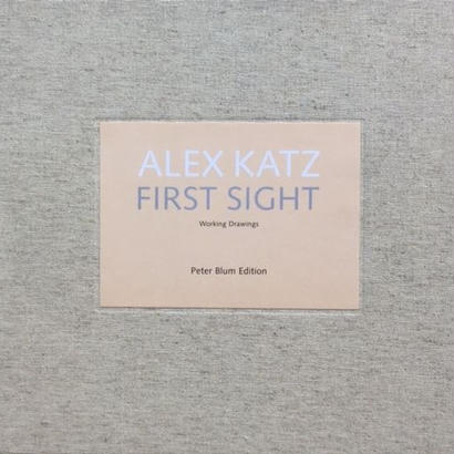 First Sight: Working Drawings / Alex Katz