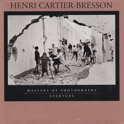 Masters of Photography Series /Henri Cartier-Bresson