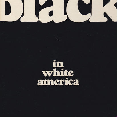Black in white america / Leonard Freed