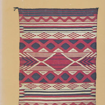 The Navajo Blanket / Los angeles Country Museum