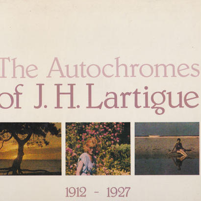 The Autochromes / J.H Lartigue